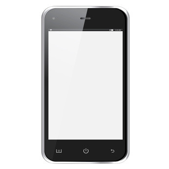mobile friendly website - picture of a cell phone